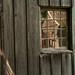 Window onto a Farmhouse