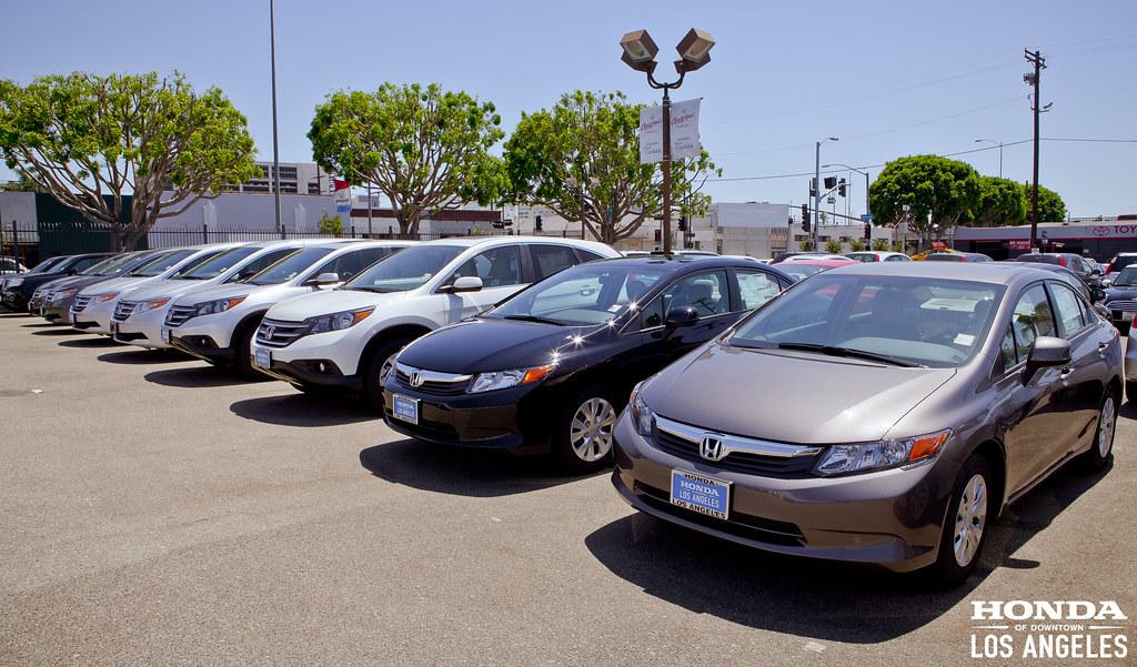 ... Honda Of Downtown LA 7026 | By Tier10 Marketing