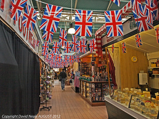 Union Jacked - Todmorden Market | by Daveyboy_75