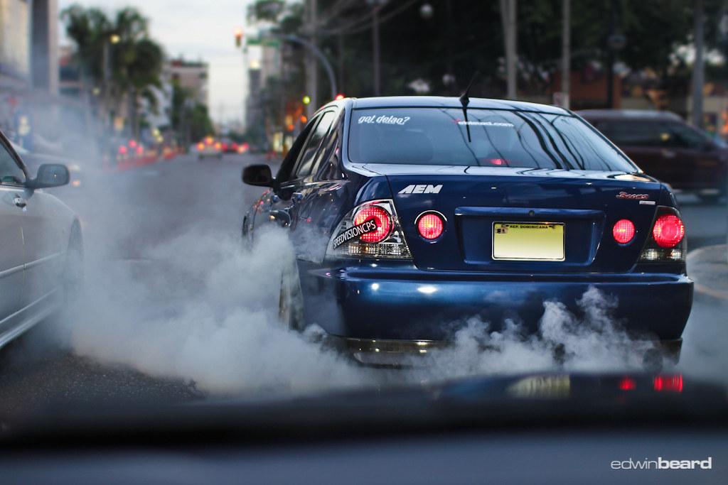 Helin Dk Altezza Burnout Toyota Altezza Rs200 1jz
