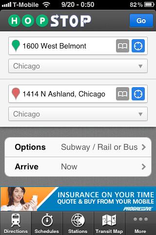 Transit App New York City