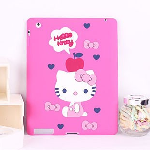 hello_kitty_silicone_case_for_ipad_3_rose | by fashioniphonecase