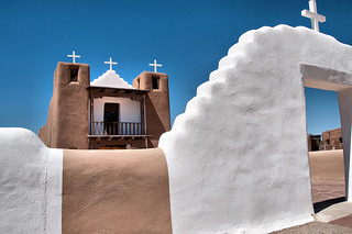 Taos Pueblo Mission | by micky mb