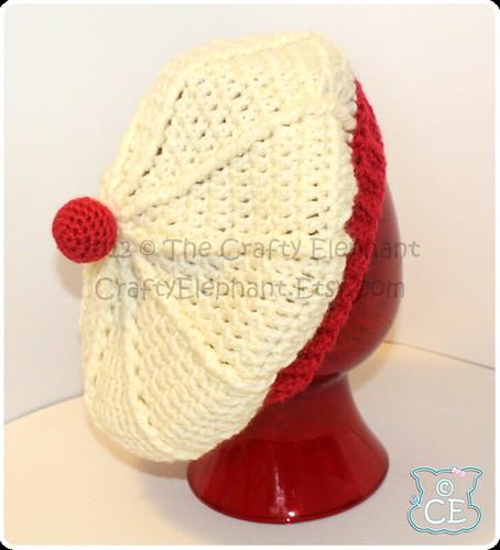 Cake Yarn Red Velvet
