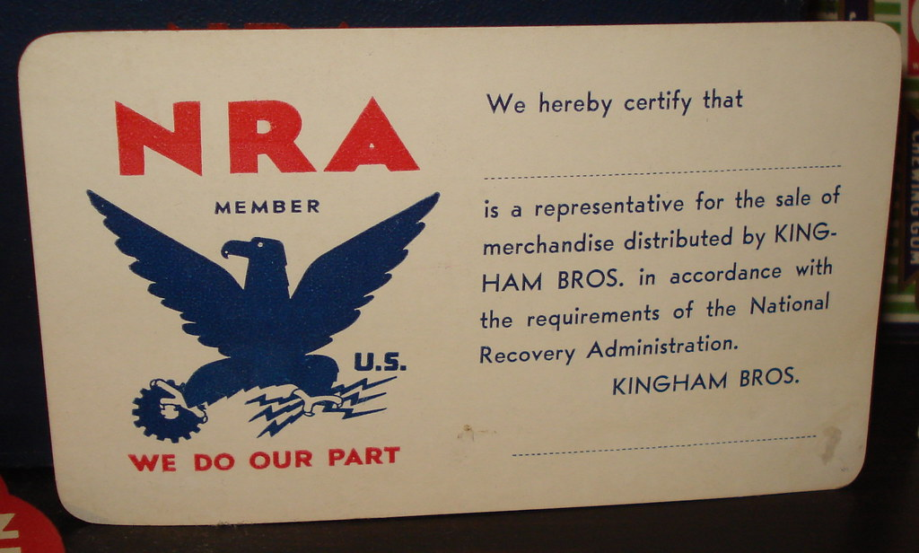 Nra Certification Card Nra Certification Card Flickr