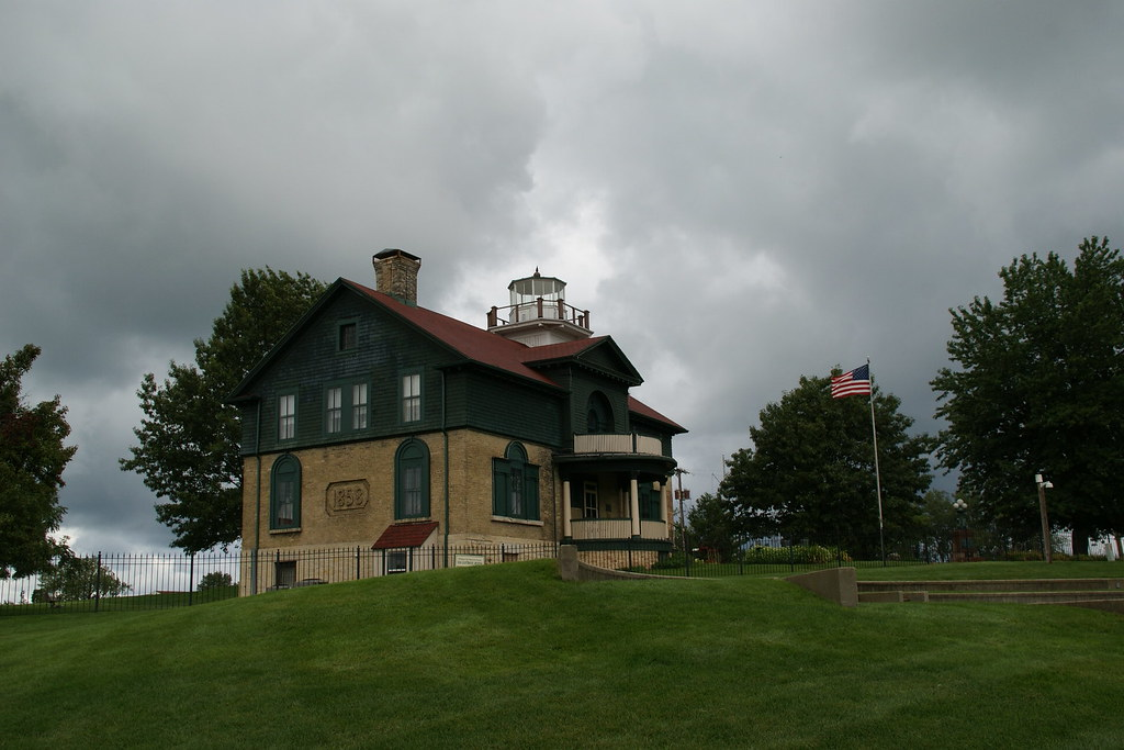Old Michigan City Indiana Lighthouse 1858 Michigan City Flickr