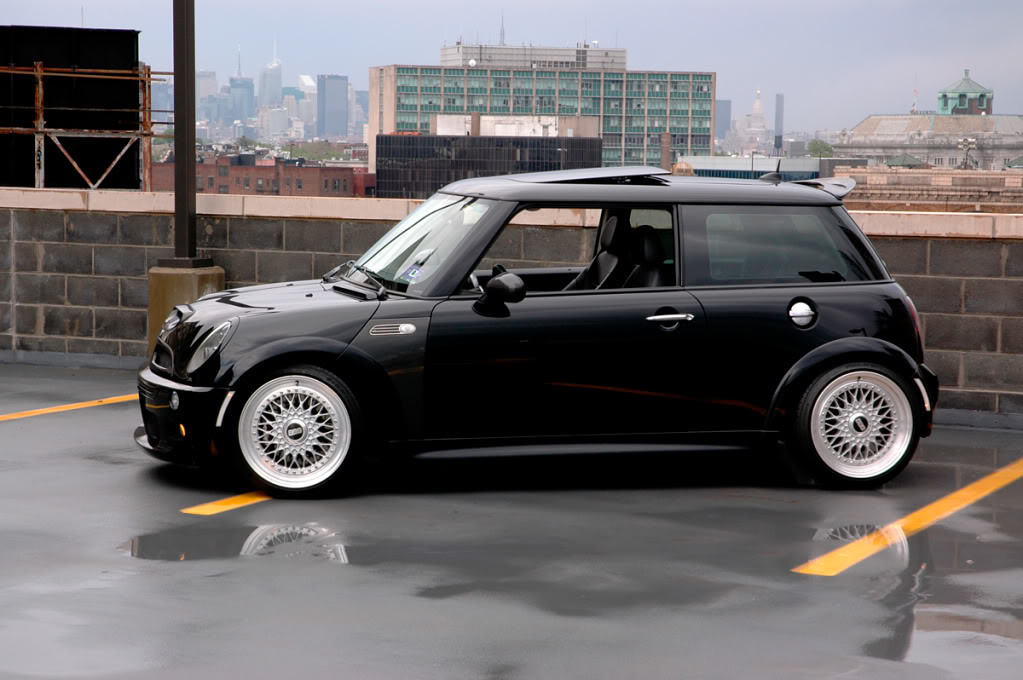 mini-cooper-stance-bbs-rs | Euro Stance | Flickr