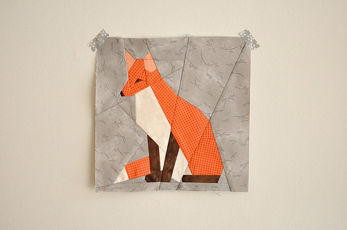 Fox Block by Katrina | by the workroom