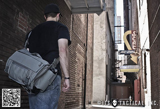 Discreet Messenger Bag Generation Two 00 | by ITS Tactical