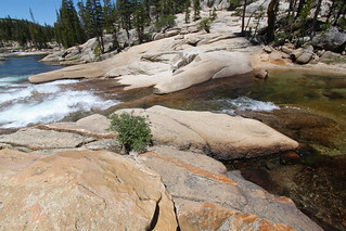 Granite Pools on Tuolumne River | by roy.luck