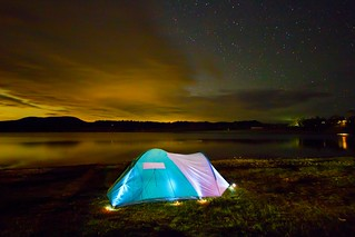 Camping Lake Moogerah | by Karl Muller