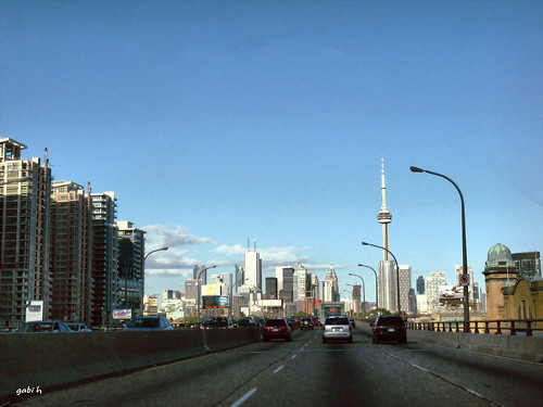 Riding Down the Gardiner | by gabi-h