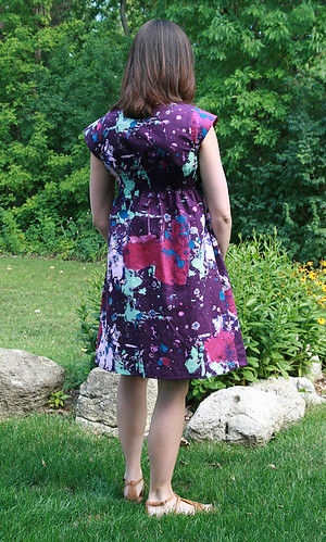 Washi Dress Back | by Fresh Lemons : Faith