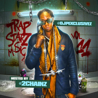 DJ P Exclusivez – Trap Starz Music 11 (Hosted By 2 Chainz) | by dlraphiphop