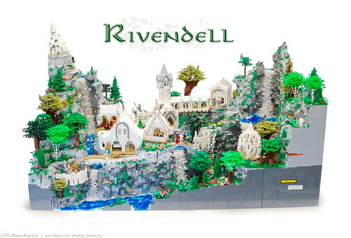 Rivendell | by Blake's Baericks