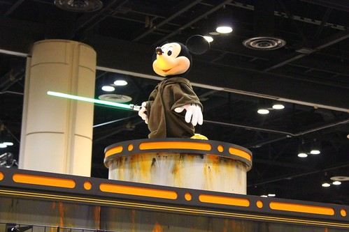 Disney booth - Star Wars Celebration VI | by insidethemagic