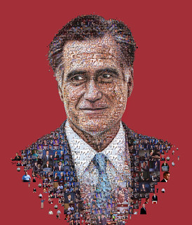 Mitt Romney for Huffington Magazine | by tsevis