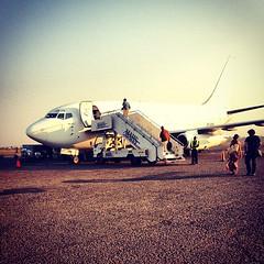 Flughafen Maputo