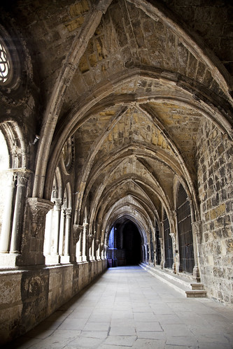Cathedral Cloisters | by RachelGouk