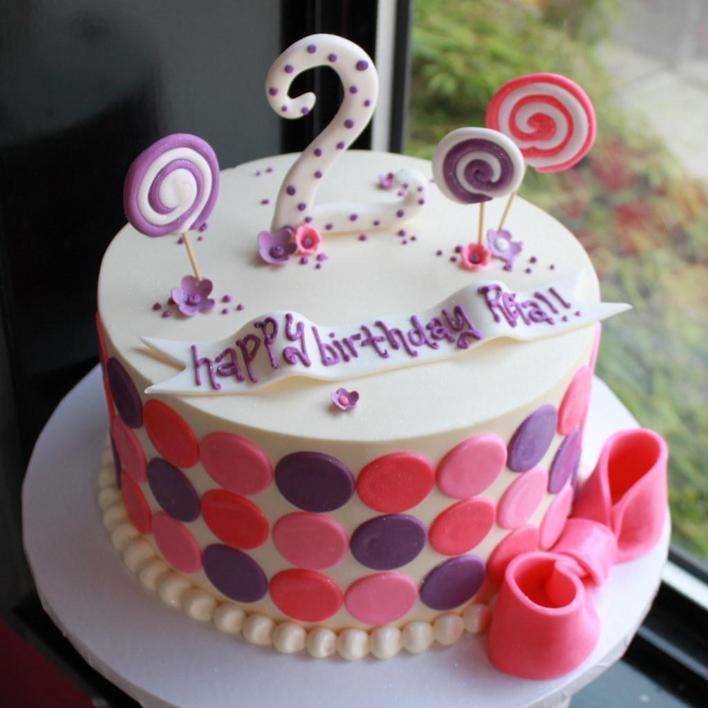 Goldilocks Birthday Cake Package