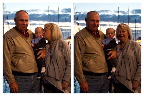 Grandparents Sunset Collage | by thenerdswife