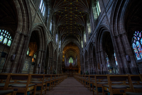 Chester Cathedral | by Basic Elements Photography