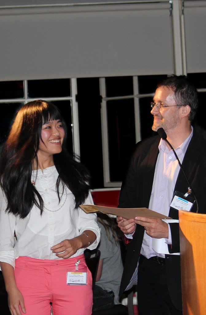 Siyu Tang Awarded Best Paper Detection And Tracking Of