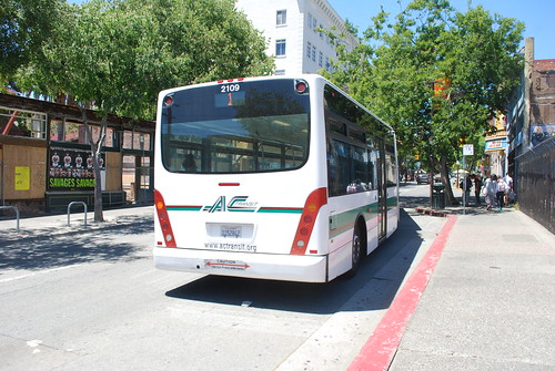 AC Transit 2109 B 6-27-12 2 | by THE Holy Hand Grenade!