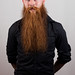 Micheal Legge, Natural Full Beard Category, British Beard and Moustache Championships