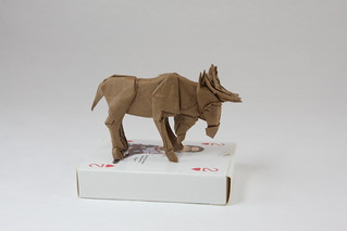 Moose Side | by Quentin Origami