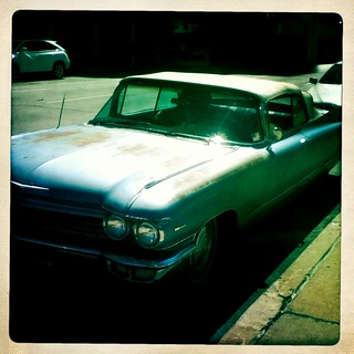 #vintage #cadillac #tulsa #walking #noon | by alnbbates