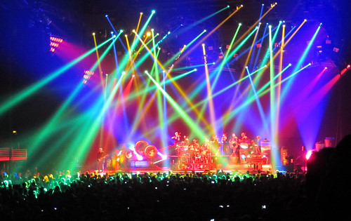 Rush @ United Center, Chicago, 9/15/2012 | by swimfinfan