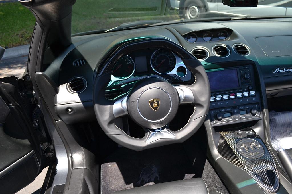DCTMS Lamborghini Gallardo Steering Wheel Projects - No ...