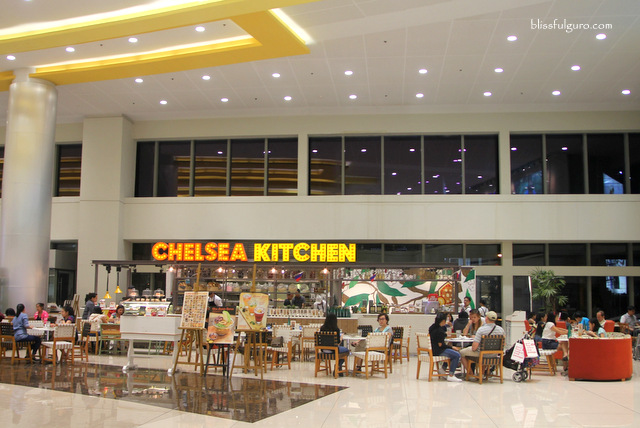 Chelsea Kitchen SM Megamall