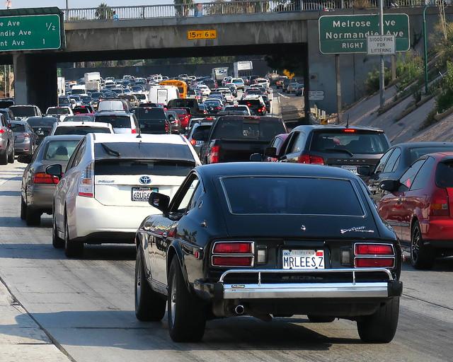 Evitar el tráfico de Los Ángeles es uno de los mejores consejos para viajar a la Costa Oeste