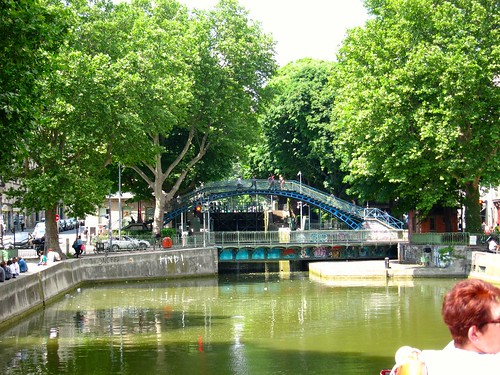 Paris Canal St. Martin - 15 | by themikebot