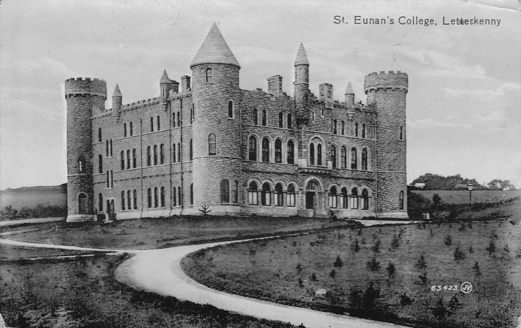 Letterkenny Ireland  city photos gallery : St Eunan's College. Letterkenny, Ireland | Flickr Photo Sharing!