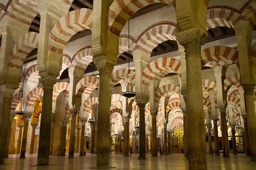 Praying Hall of the Mezquita | by Circum_Navigation