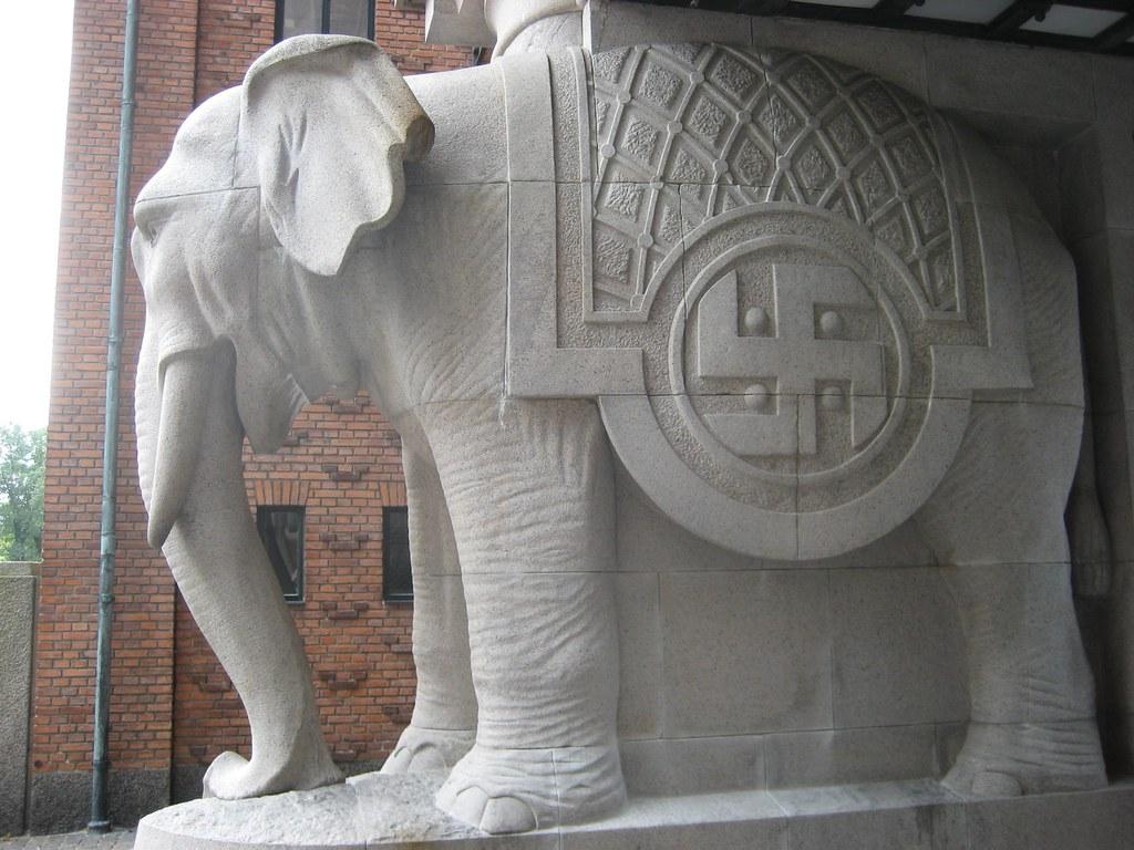 Image result for carlsberg elephant