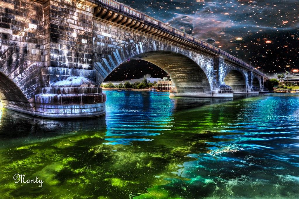 The London Bridge, Lake Havasu, Arizona | Flickr - Photo Sharing!