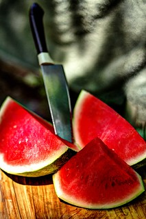 watermelon hdr | by Chip Renner