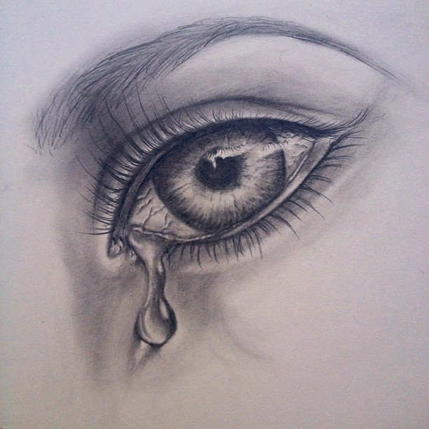 It's my 11th drawing. I still not satisfied. #eye #eyes #d ...