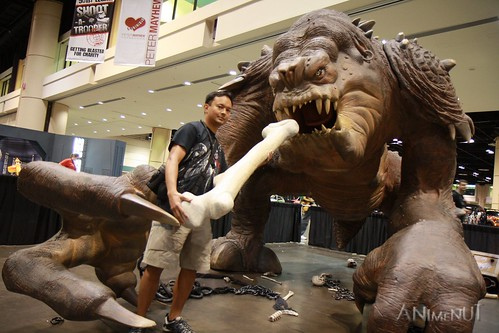 IMG_3109 - Eric & Roxy the Rancor | by Anime Nut