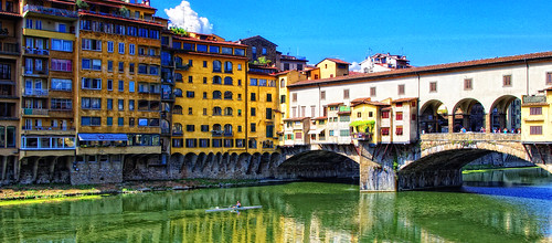 Italy Florence Ponte Vecchio August 2012 | by Smo_Q
