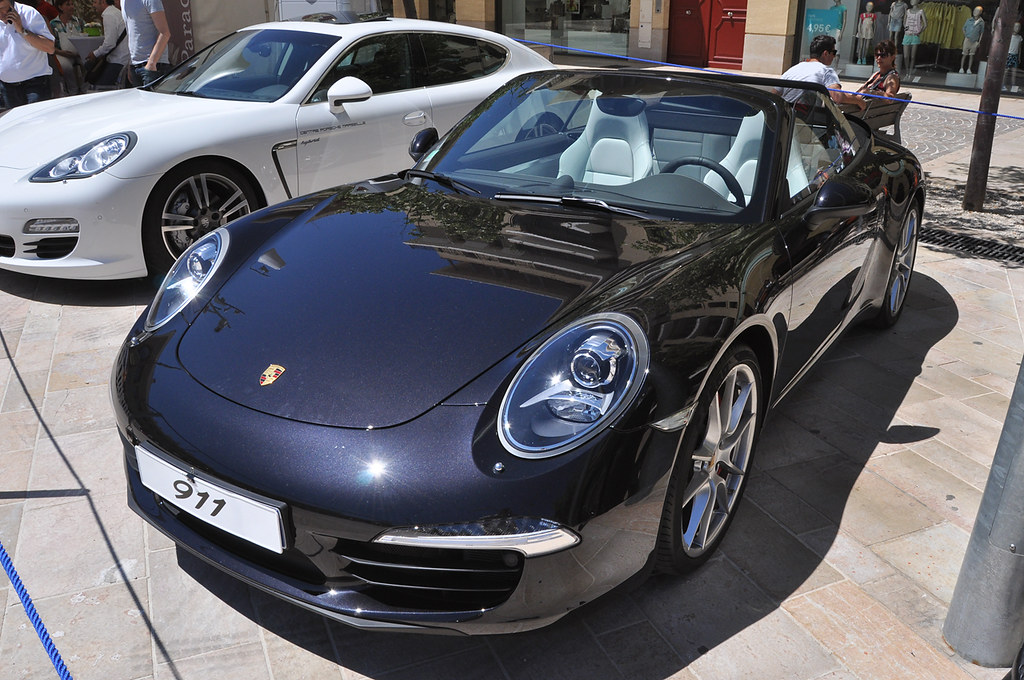 porsche 911 carrera s cabriolet 991 exposition aix en pr flickr. Black Bedroom Furniture Sets. Home Design Ideas