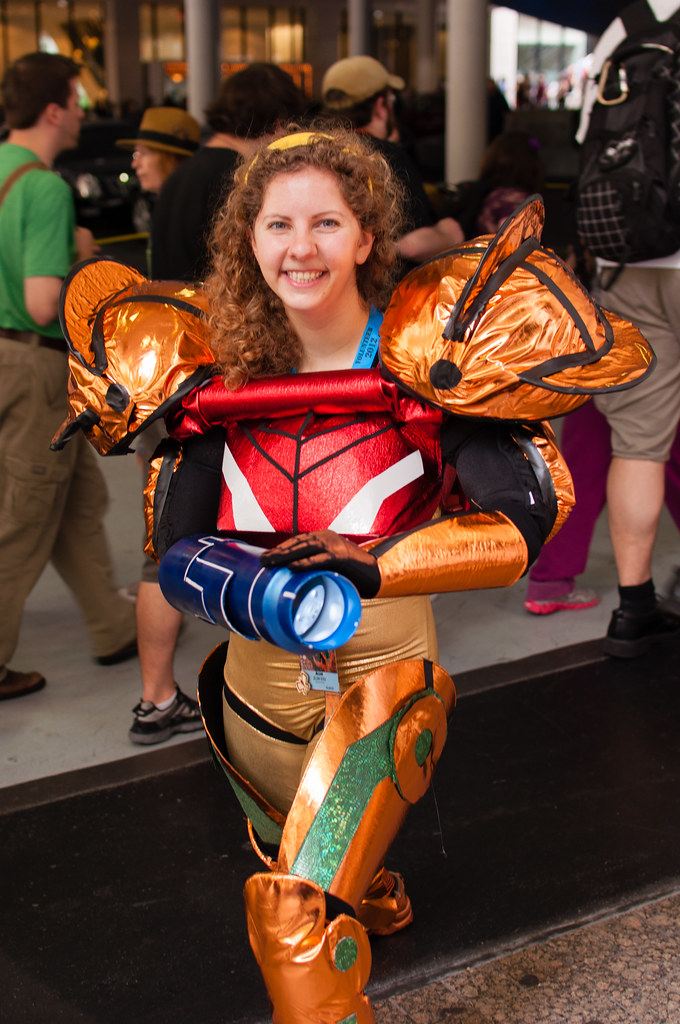 Samus Suit Cosplay Samus Aran Cosplay | by