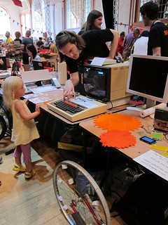 Brighton Mini Maker Faire 2012 | by hollielubbock
