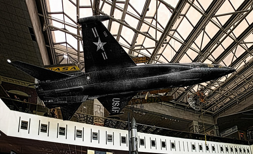Washington D.C. - National Air and Space Museum - North American X-15 04 | by Daniel Mennerich