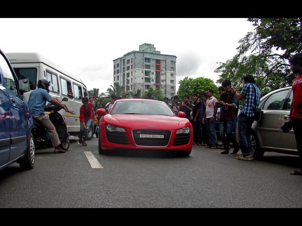 Audi R8 Owners In Kerala