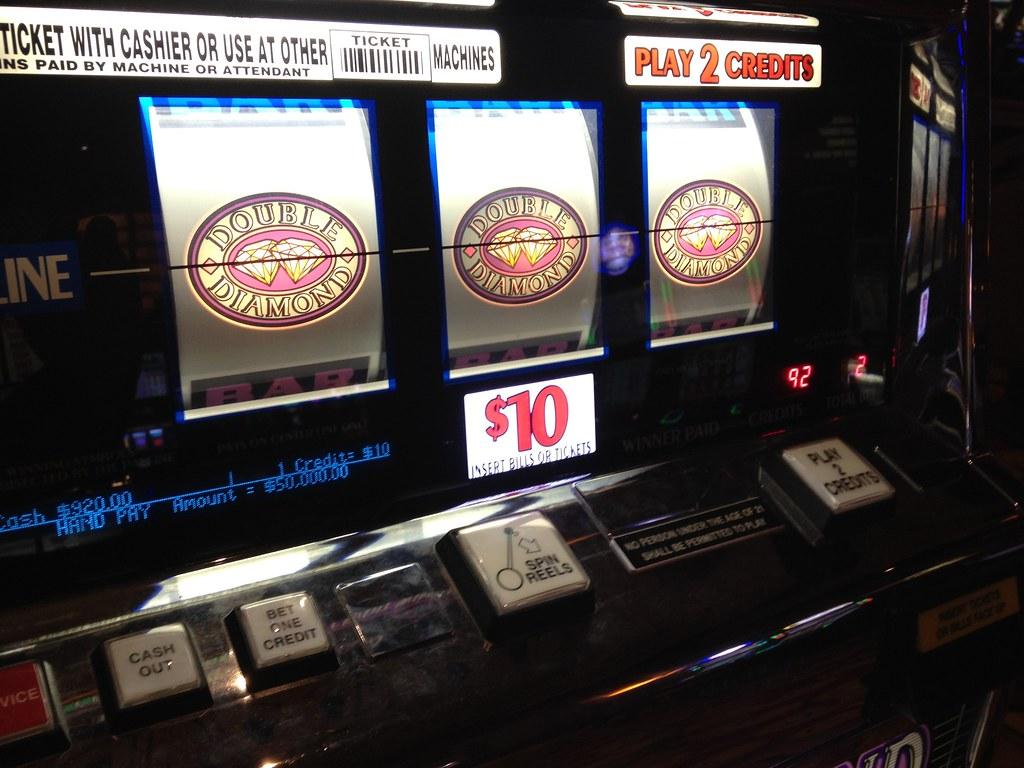 Wv slot machine laws